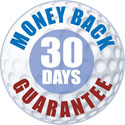 100%money back guarantee